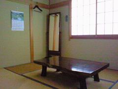 地蔵院会館西山園控室
