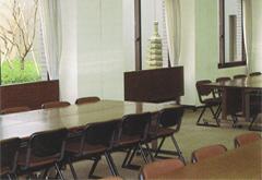 護国寺桂昌殿洋室控室