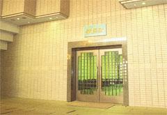 護国寺桂昌殿玄関ホール