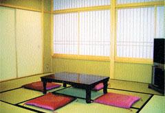 常性寺会堂2F遺族控室