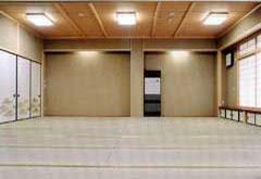 昌翁寺菩提堂2F和室