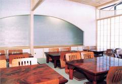 中央区立セレモニーホール3階控室