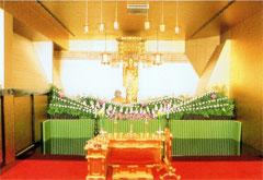 唐泉寺地蔵院式場