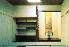 善慶寺ホール常照殿控室