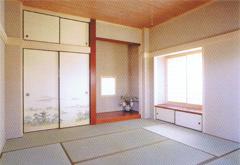 観明寺会館2F和室