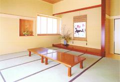 観明寺会館1F和室