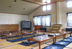 新隆寺法要殿観音堂控室