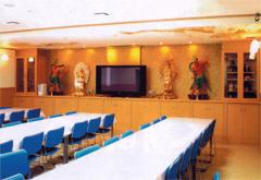 東福寺祈祷殿宴席