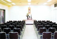 常念寺栗平会館第二斎場ホール