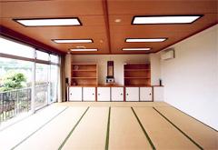 常念寺栗平会館第二斎場和室