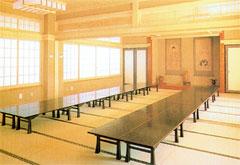 大蓮寺照曜会館和室