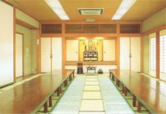 幡随院徳寿庵和室