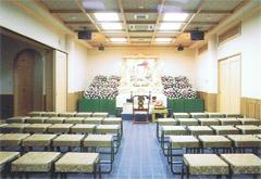 東福寺むさしの斎場第二斎場1F式場