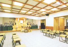 東福寺むさしの斎場1F式場