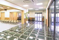 東福寺むさしの斎場ロビー