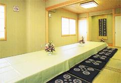 宝性寺越谷別院1F和室