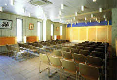 増林寺会館会堂