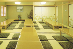 実相会館2階日本間