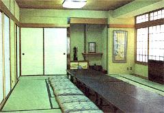 金蔵寺会館1階和室