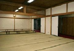 法専寺同朋会館2階和室