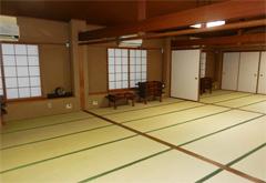 安養寺控室