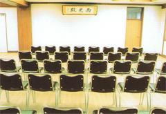 福寿院西光殿1階斎場