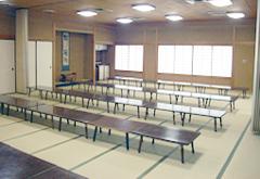 慈眼寺弥勒院2階宴席