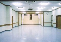 正蔵院会館1階式場