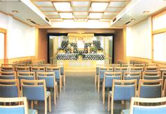 福泉禅寺唯心堂1階式場