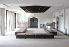 新座市営墓園階休憩室B