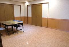 東礼城南サポートセンター控室