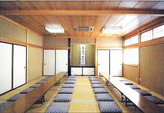 浄弘寺門信徒会館2F和室