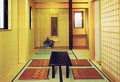 浄国寺会館導師控室