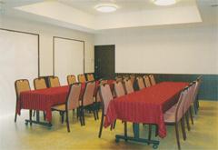 葬祭館おおみや会食室