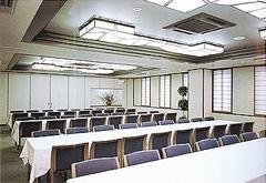 蓮昌寺会館1階洋室