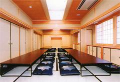 清泰寺会館和室