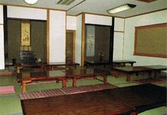 東泉寺道心館書院