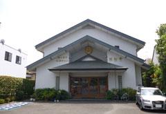 慈船寺入口