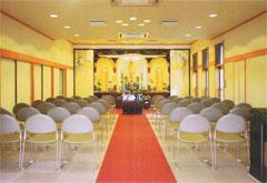 慈船寺1F本堂