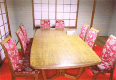 観音寺会館親族控室