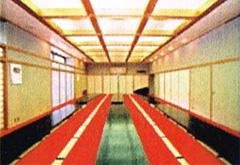 観音寺本堂会食室
