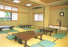西念寺会館2階客殿