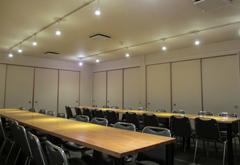 瀧田会館2階第二式場客席