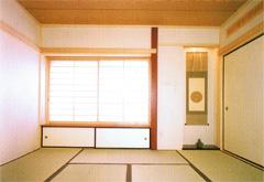 泉蔵院頌徳会館1F和室
