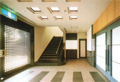 泉蔵院頌徳会館1Fロビー