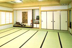 中道寺会堂控室