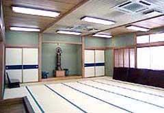永福寺会館控室