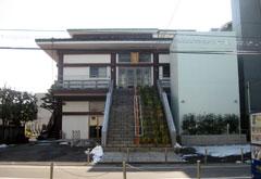 願泉寺第一葬斉場。1階を使用