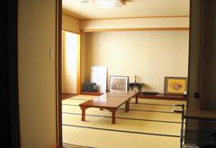 春慶寺2F控室