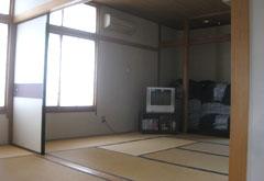 立川市斎場和室